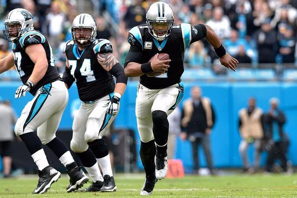 NFL: Panthers vencen a Packers y siguen invictos