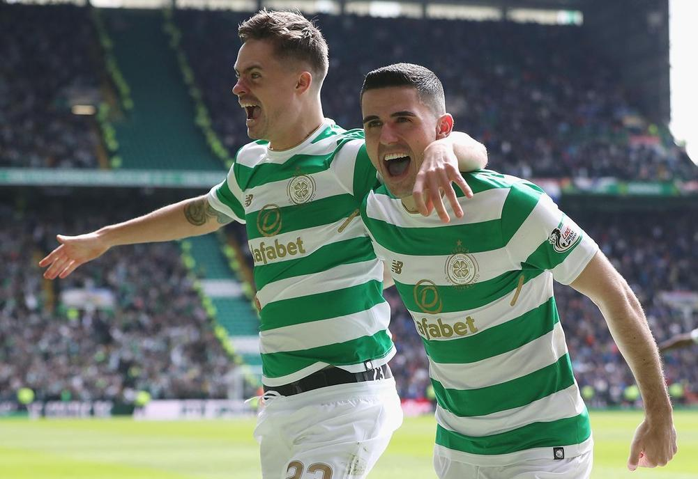 Celtic star ends Southampton transfer talk with new five-year contract