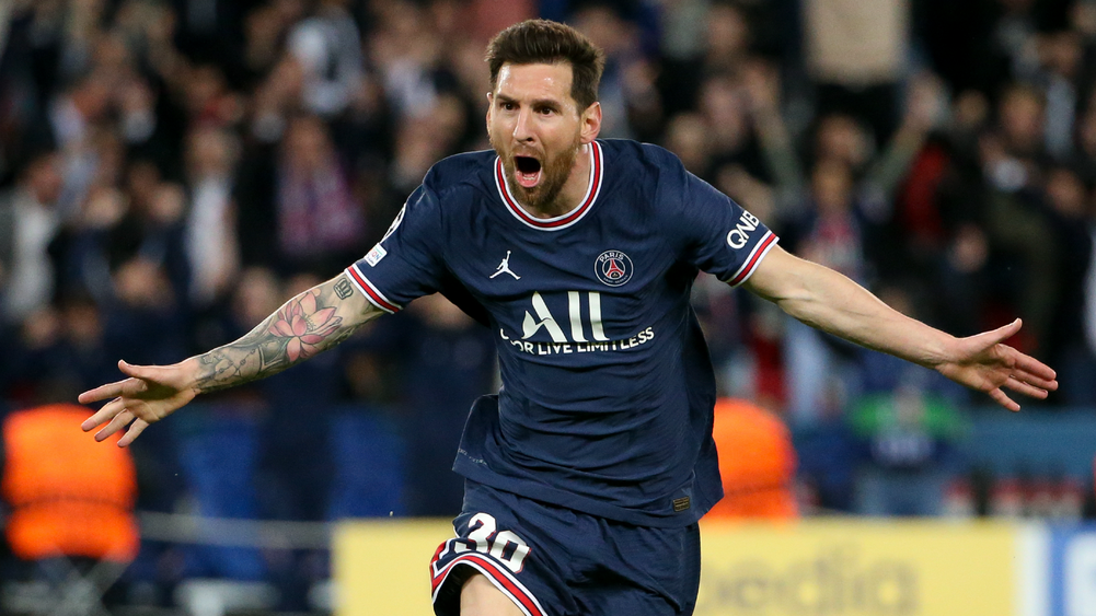Messi: I didn't make a mistake leaving Barca for PSG