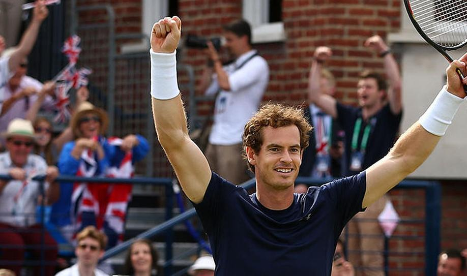 Andy Murray Puts Great Britain into Davis Cup Semifinals
