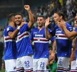 Coupe: La Sampdoria continue sa route