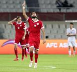 Coupe D'Asie:Lebanon 4  North Korea 1