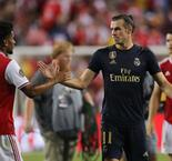 Bale Steals Real Madrid Spotlight Against Arsenal
