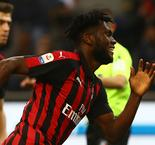 Kessie on the spot to get Rossoneri back on track