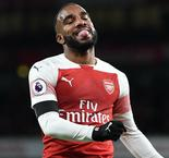 Lacazette banned for both Europa League last-16 legs