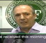 Chapecoense vice president in shock after tragedy