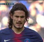 Cavani Stoppage-Time Penalty Saved