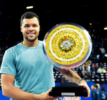 Tsonga Ends Wait For ATP Tour Title In Montpellier