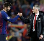 'There Is Work To Be Done' - Solskjaer Says Manchester United Are 'Years' Behind Barcelona