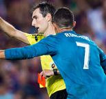 Real Madrid's Cristiano Ronaldo may land 12-match ban after referee shove
