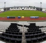 Partizan banned from UEFA competition over unpaid debts