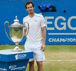 Andy Murray Promises To Play Aegon Championships Every Year Until Retirement
