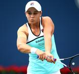 Barty, Stephens among seeds to fall at Rogers Cup