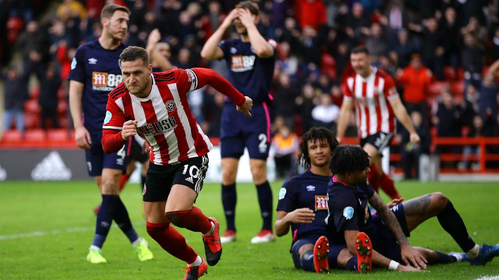 Sheffield United vs Bournemouth Highlights, 09/02/2020