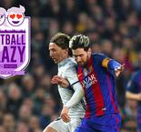Football Crazy Episode 30 - It's Clasico Time!