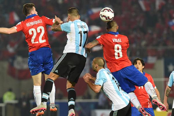 Chile stun Argentina to win first Copa crown