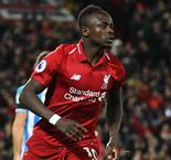 Mane to miss Liverpool's Manchester City showdown