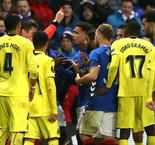 Rangers 0 Villarreal 0: Gerrard's men hold firm after Candeias dismissal