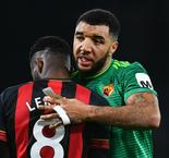 FA charges Watford captain Deeney after referee criticism