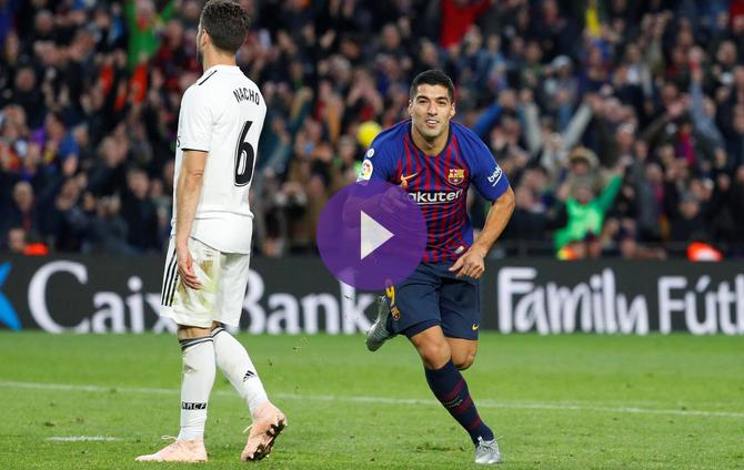 Getafe Real Valladolid Live Score Video Stream And H2h: Barcelona 5 Real Madrid 1 Match Report