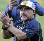 I was wasting away – Maradona ready to lead Dorados after off-field issues