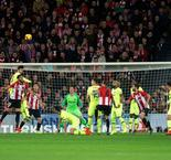 La Liga - Athletic Bilbao 0 Barcelona 0 - Match Report