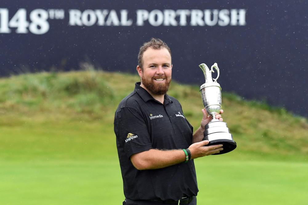 Lowry conquista The Open
