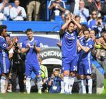 Chelsea 5 Sunderland 1: Terry bids emotional farewell as champions cruise