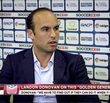 The XTRA: Donovan On USMNT Future