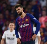Barcelona Season 'Bittersweet' After Copa del Rey Loss, Says Pique