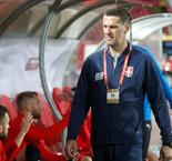 Krstajic axed as Serbia coach after Ukraine rout
