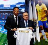 "Militao Looks To ""Make History"" At Real Madrid"