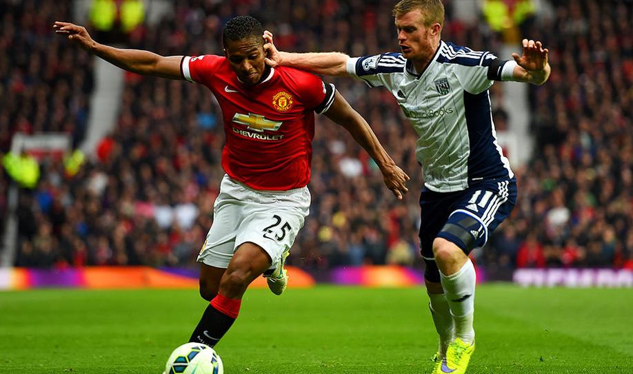 Man United 0 - 1 West Brom