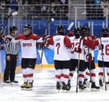 Ice Hockey - Women Preliminary: Korea 1 Japan 4
