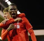 Benteke out of Bournemouth tie