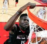 NBA - Houston Rockets : Le Top 10 de la saison de Clint Capela