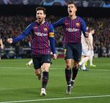 Messi Always Delivers, Says Valverde After Barcelona Beat Manchester United