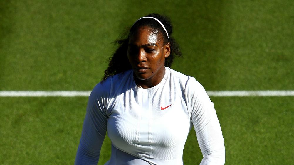 Serena Williams hits out again at testing 'discrimination'