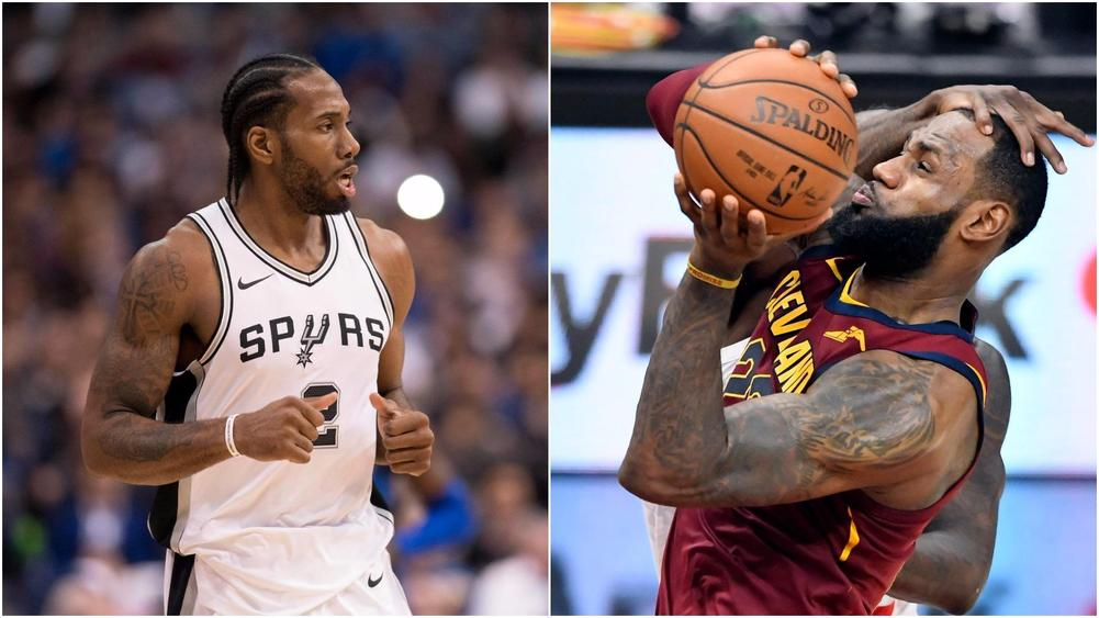 Kawhi Leonard is back tonight, on minutes restriction