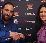 Chelsea Finalize Loan Deal For Higuain