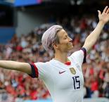 France 1 United States 2: Rapinoe at the double as hosts bow out