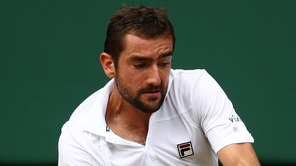 Marin Cilic out with abductor injury — ATP Cincinnati