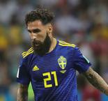 Sweden Winger Durmaz Says Racist Abuse 'Passed Limit'