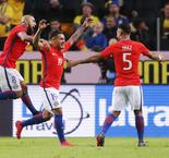 Arturo Vidal and Marcos Bolados lead Chile past Sweden
