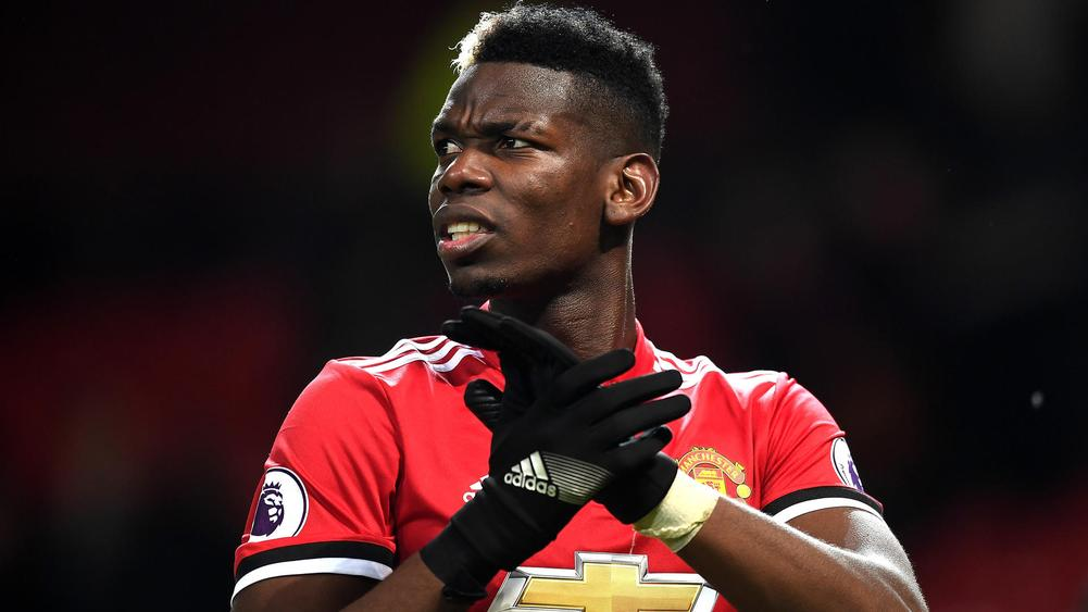 Paul Pogba: Manchester United still have leaders City in their sights