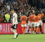 Netherlands romp to 3-0 win over Germany to pile pressure on Loew