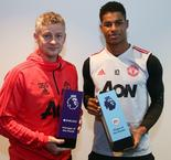 Solskjaer named Premier League Manager of the Month, Rashford takes players' gong