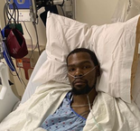 Durant Undergoes Surgery On Ruptured Achilles