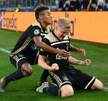 Ajax completes incredible comeback