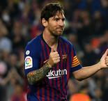 Messi could return to face Betis